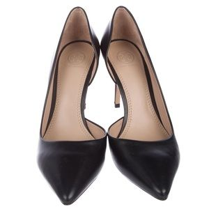 Tory Burch Pointed Toe Pumps
